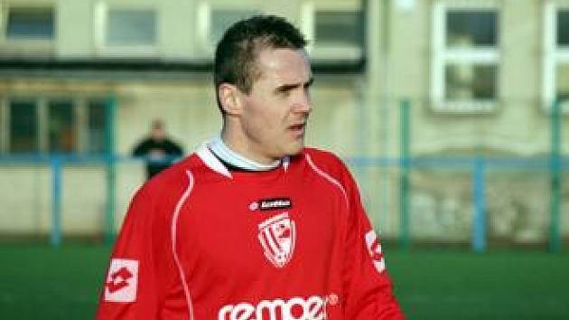 Jaroslav Dittrich, zimní posila FK Pardubice.