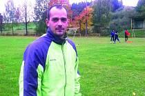 Fotbalový a futsalový rozhodčí Ondřej Jurčík.