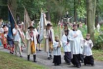CHODSKÉ SYMBOLY v podobě historických praporů budou na pohřbu Václava Havla chybět.