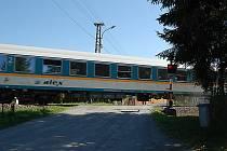 Rychlíky mezi Mnichovem a Prahou zajišťují společnosti Alex a České dráhy.