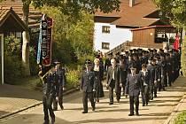 Loučimští hasiči na návštěvě v Bavorsku.