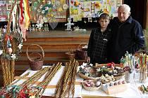 Velikonoční výstava v Holýšově.