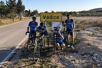 Cyklisté Velosportu Domažlice měli soustředění v Chorvatsku.