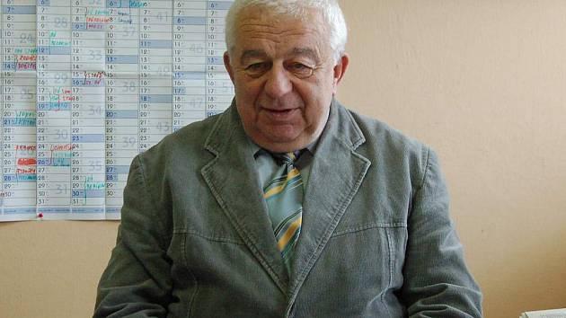 Václav Řehák, starosta Zahořan.