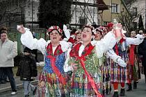 Masopust v Postřekově, největší fenomén v našem regionu, je uměle obnovenou záležitostí.