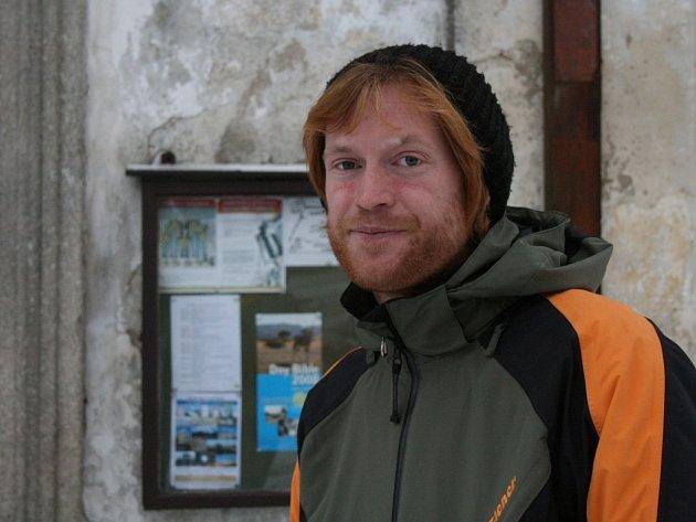 Libor Buček je v Klenčí farářem.