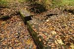 Náhonem Teplé Bystřice pořád teče voda, už přes čtyři staletí