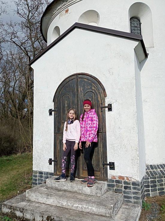Nikola a Natálie na Mastníku.