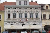 restaurace Sokolský dům v Domažlicích