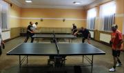 Turnaj ve stolním tenisu v Poděvousích.