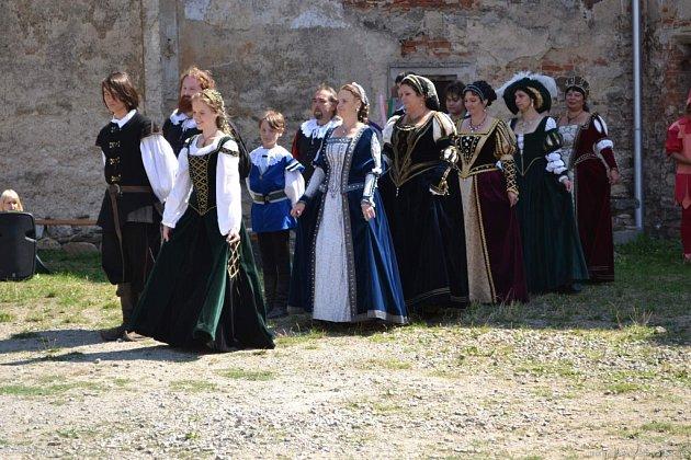 NÁVRAT DO HISTORIE POBĚŽOVIC se konal loni v srpnu poprvé.