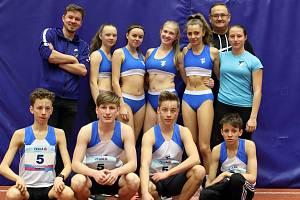 Atleti z AC Domažlice reprezentovali.