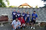 Letošní vítězové: (zleva nahoře) Jan Bürger, Oldřich Navrátil, Jan Tochor, Zdena Hájková, Radek Hájek, (zleva dole) Pavel Pučelík a Jiří Tomajer.