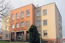 Dosavadní budova finančního úřadu v Horšovském Týně.
