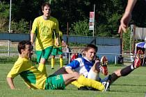 Dynamo Horšovský Týn rozstřílelo Konstantinovy Lázně.