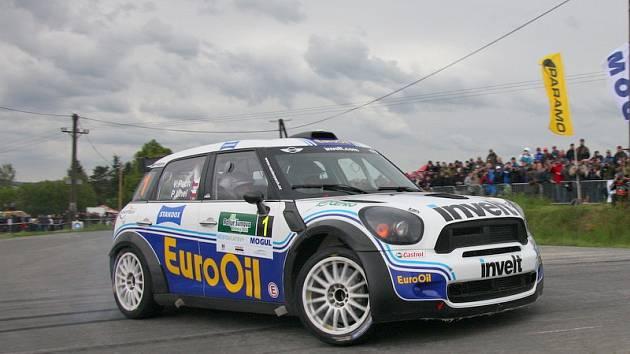 Rallye Šumava a Historic Vltava Rallye 2014.