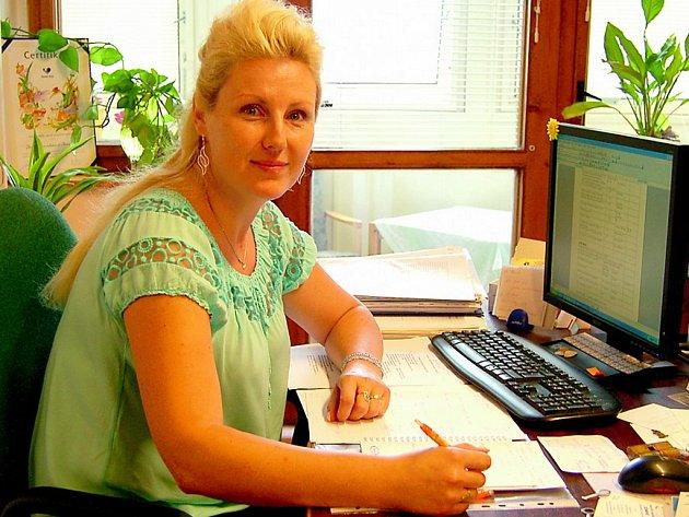 KAMILA BENDOVÁ stojí v čele domažlického Domu dětí a mládeže Domino od srpna loňského roku.