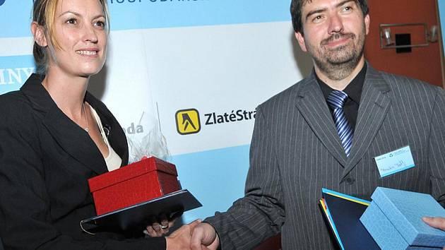 Martin Volf z Kolovče má šanci na výhru v celostátním kole soutěže jen v případě největšího počtu zaslaných SMS.