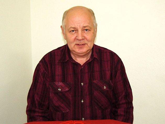 Milan Zajíc z chodské Lhoty.