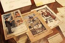 Příběhy pošt. Výstava, která dokumentuje historii poštovnictví na Domažlicku.