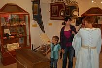 Muzejní noc v Chodském hradu.