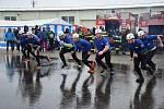 Kdyňský sbor dobrovolných hasičů v Úněšově.