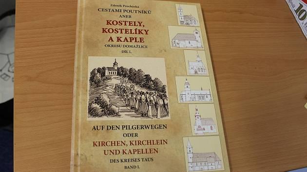 Nová kniha Zdeňka Procházky.