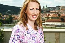 Dana Zahálková, vrchní sestra dětského oddělení v Domažlické nemocnici.