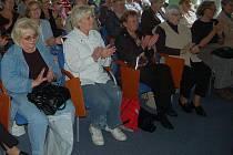 Posluchači Univerzity III. věku zasedli v nové posluchárně poprvé v úterý 31. srpna.