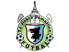 Logo fotbalové Jiskry Domažlice.