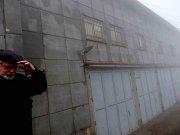 Vstup zakázán - Deníku povolen: Vojenská věž na Čerchově - vojenské garáže