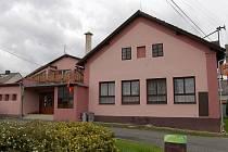 Obecní hospoda v Novém Kramolíně.