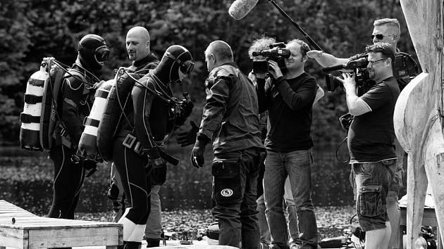 Česká televize natáčela v Lomečku.
