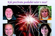 Zleva nahoře Jiří Mach, Sylva Heidlerová, dole zleva Mirek Macháček a Lenka Pekárová.