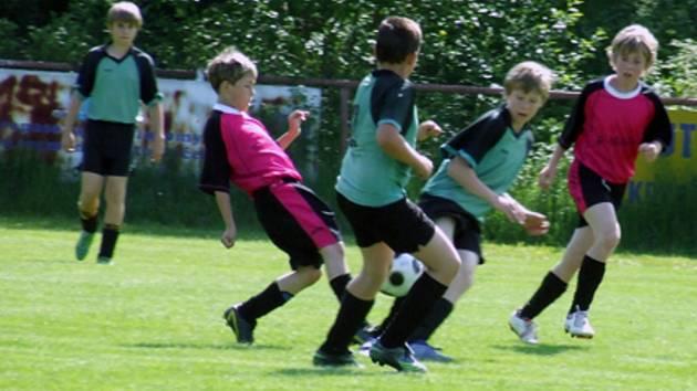 Dětský den v Únějovicích přinese i nábor do fotbalových týmů.