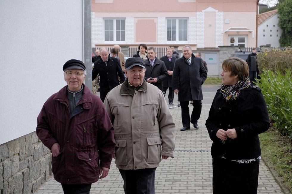 Ukončení rekonstrukce Mateřské školy v Holýšově.