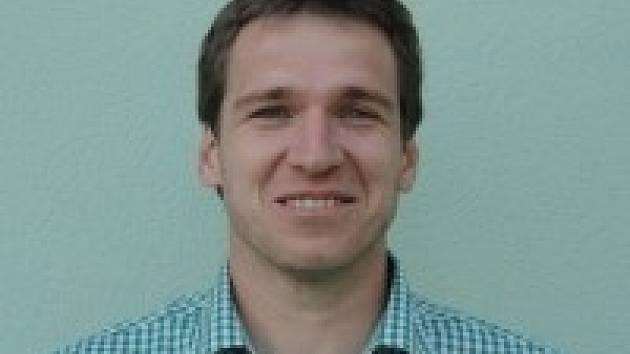 Fotbalový útočník Tomáš Tlustý.