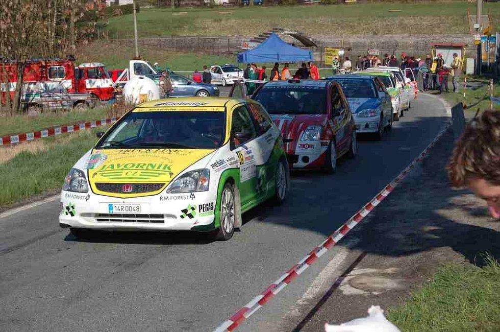Mogul Šumava Rallye