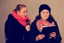 Z vánočního koncertu ve staňkovském kostele.