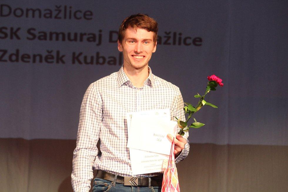 Dospělí - jednotlivci: sedmý extrémní běžec Bohuslav Šála.