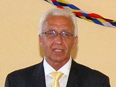 Martin Tomaier, ředitel ZŠ praktické Domažlice.
