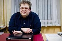 Jan Bostl, starosta Kvíčovic.