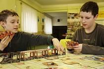 Herní výstava deskových her ve Kdyni.