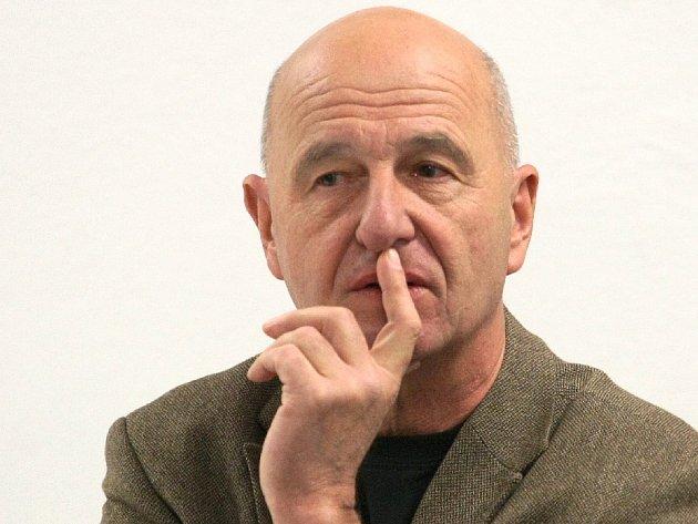 Spisovatel a novinář Ondřej Neff.
