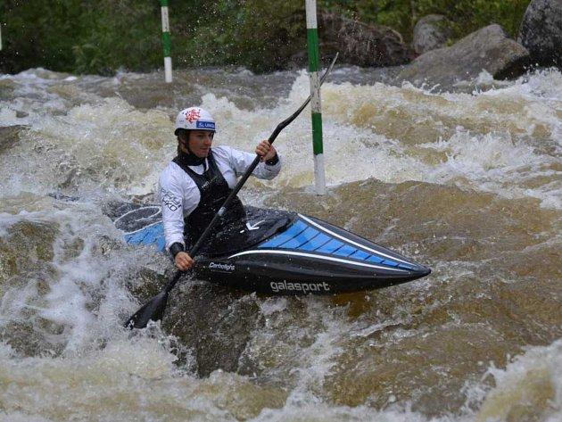 Titul z vodního slalomu putoval do Horšovského Týna.