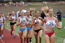 V neděli 16. srpna se koná v Domažlicích 55. ročník atletického mítinku Chodská 1500.
