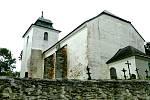 Kostel V Hoře Svatého Václava