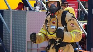 Pavel Kouřík z Dílů na Domažlicku je členem české hasičské reprezentace. Na mistrovství Evropy ve FireFitu získal hned tři medaile, dvě bronzové a jednu zlatou.