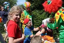 Pro děti bude připraveno spoustu zábavy a soutěží.