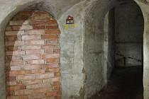 Domažlické podzemí a jeho chodby.